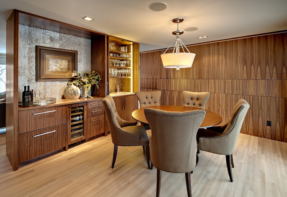 Dining Coffee Or Cocktails Contemporary Dining Room Minneapolis By Eminent Interior Design