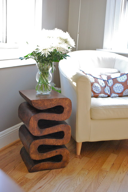 It's a Side Table, It's a Chair — It's Whatever You Need Now from houzz.com