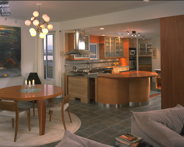 Dining modern-dining-room