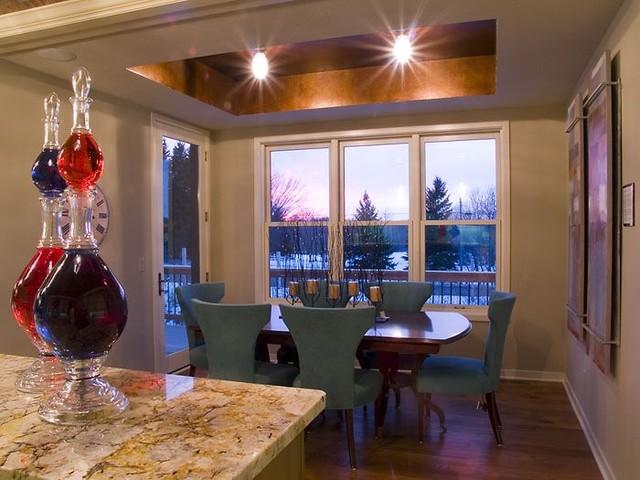 Dining Gallery contemporary-dining-room