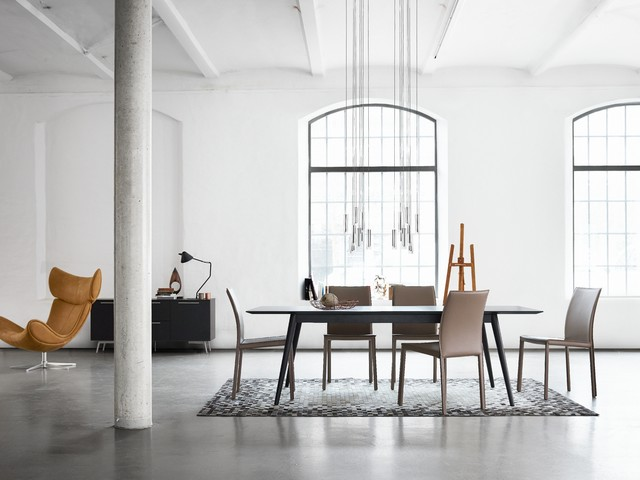 Dining Inspiration Milano Table And Zarra Chairs Scandinavian Room