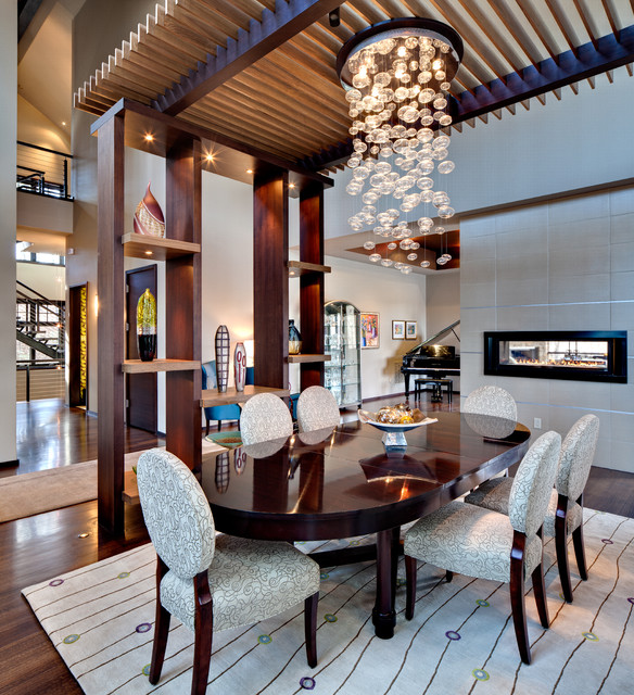Dining contemporary-dining-room