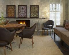Dining/Living Room contemporary-dining-room