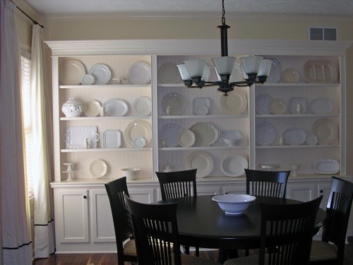 traditional dining room Dining Room ~ Ironstone Dream
