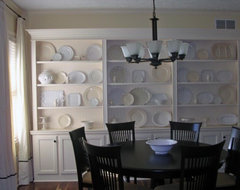 Dining Room ~ Ironstone Dream traditional dining room