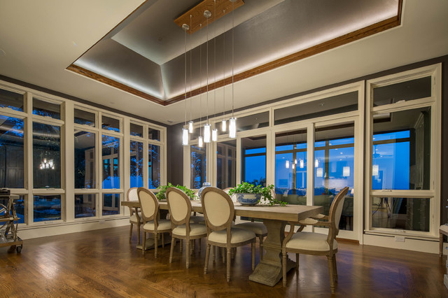 Dining room addition eclectic dining room austin by realty restoration llc - Dining room additions ...