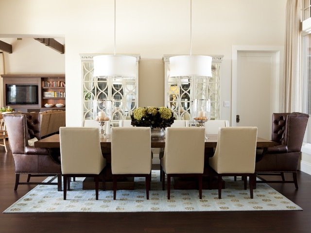 Dining Room Modern Dining Room Las Vegas By Alice Lane Home Collection