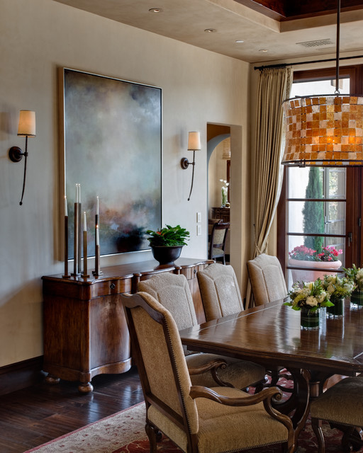 Eclectic Dining Room: San Francisco