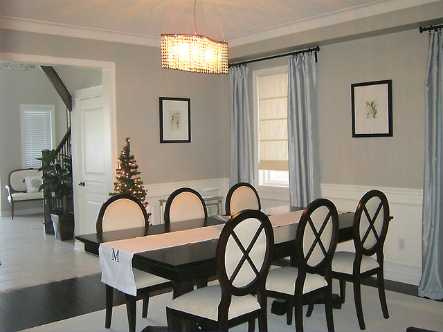 Dining Room Contemporary Dining Room Toronto By Am