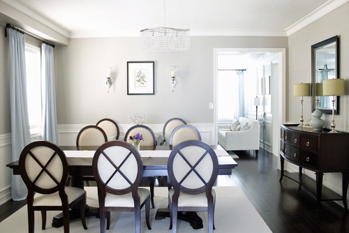 Wood Moulding Ideas Make Your Dining Room Stand Out