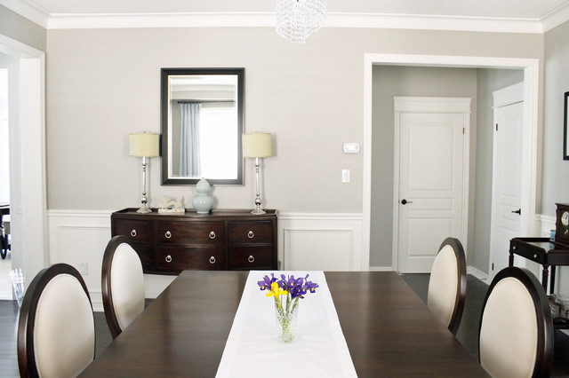 Dining room contemporary dining room toronto by am - Dolce vita toronto ...