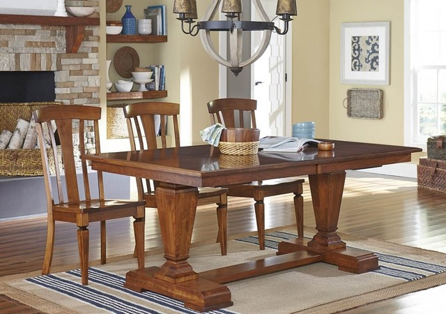dining room craftsman dining room other metro by amish tables