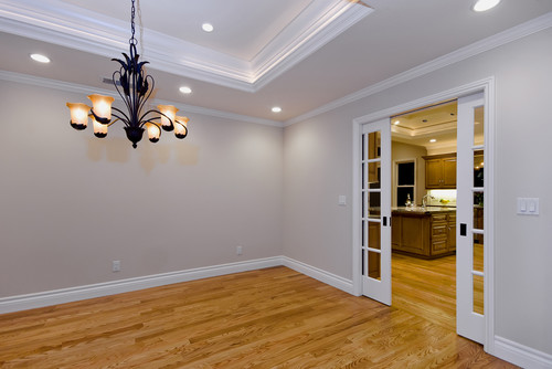 Light Switch Location With Pocket Door