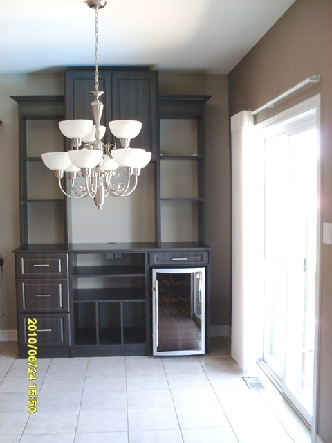 modern dining room hutch. Dining Room Buffet  Hutch modern dining room Modern Toronto by Samer