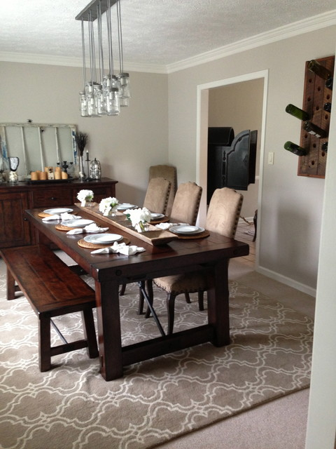 Dining room Buffet help eclectic-dining-room