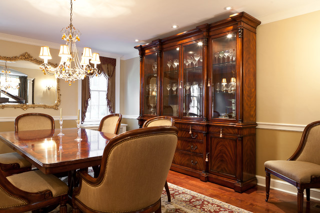 Dining Room By Marilyn Jacobs Of Sheffield Furniture Interiors