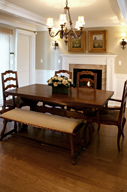 Dining Room By Merrie Turney At Sheffield Furniture Interiors