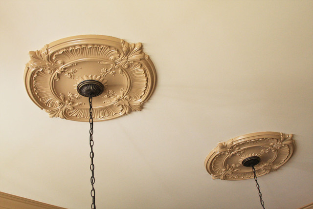 Dining Room Ceiling Medallions For The