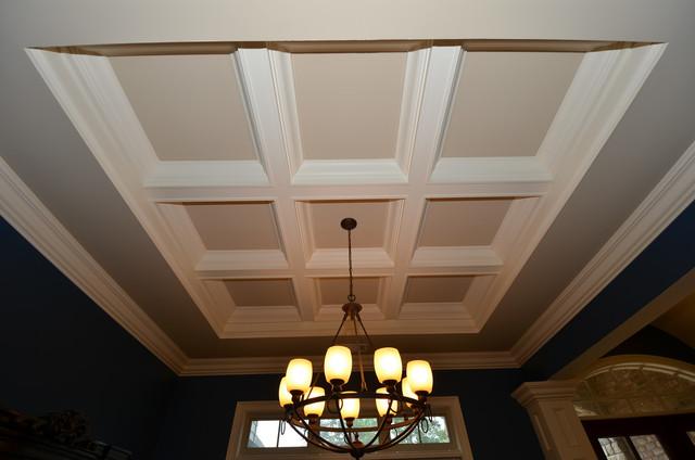 Dining Room Ceiling craftsman-dining-room