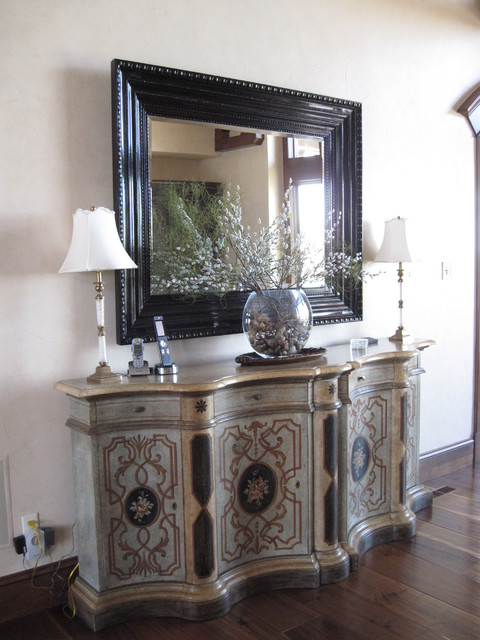 Dining Room Console traditional-dining-room