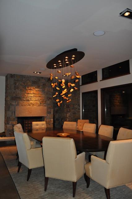 Dining Room Modern Idea In Denver