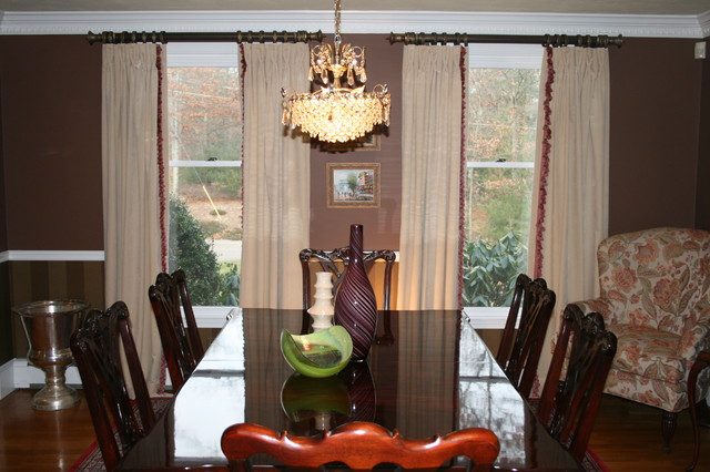 Dining Room Design traditional-dining-room