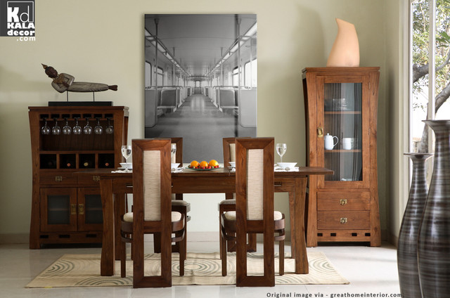 Dining room design ideas by eclectic for Eclectic dining room ideas