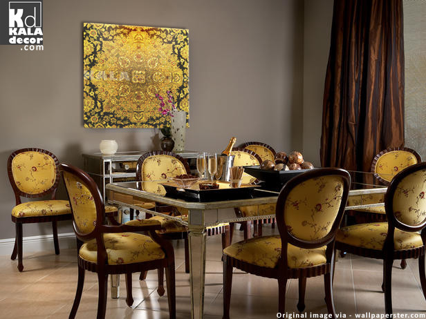 Dining room design ideas by traditional for Dining room decorating ideas traditional