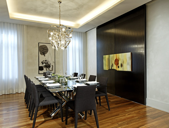 Dining room contemporary dining room toronto by for Dining room design questions