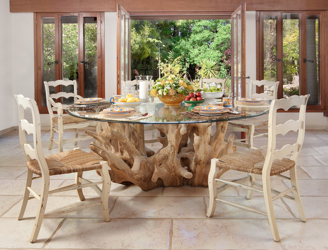 Unique Dining Table Base | Houzz