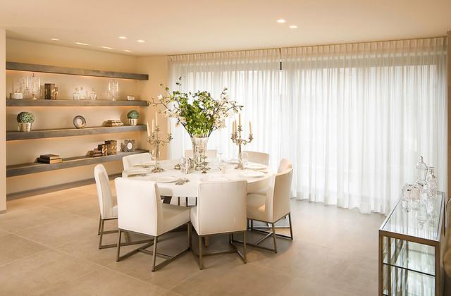 dining room modern-dining-room
