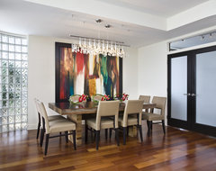 FORT LAUDERDALE, FLORIDA PROJECT # 2 contemporary dining room