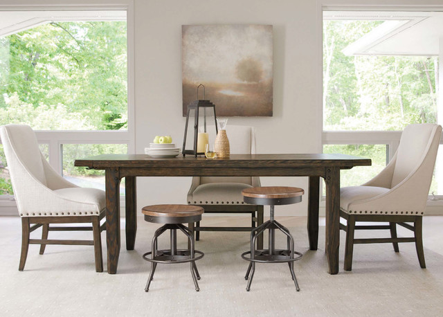 dining room eclectic dining room new york by kleban furniture