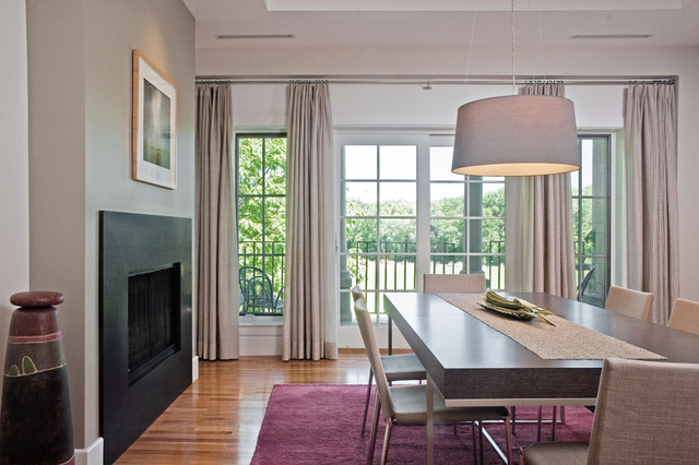 Dining room contemporary dining room boston by for Dining room design questions