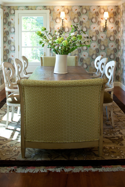 Dining Room Grace Home Design Transitional Dining Room