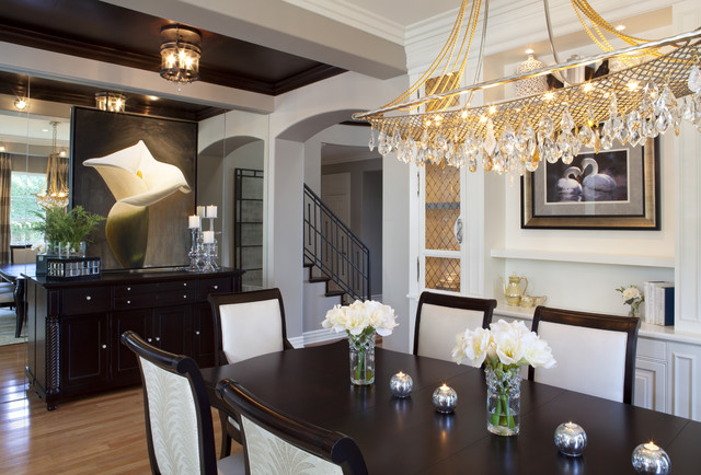 Dining Room ideas - Traditional - Dining Room - San Diego - by Robeson ...