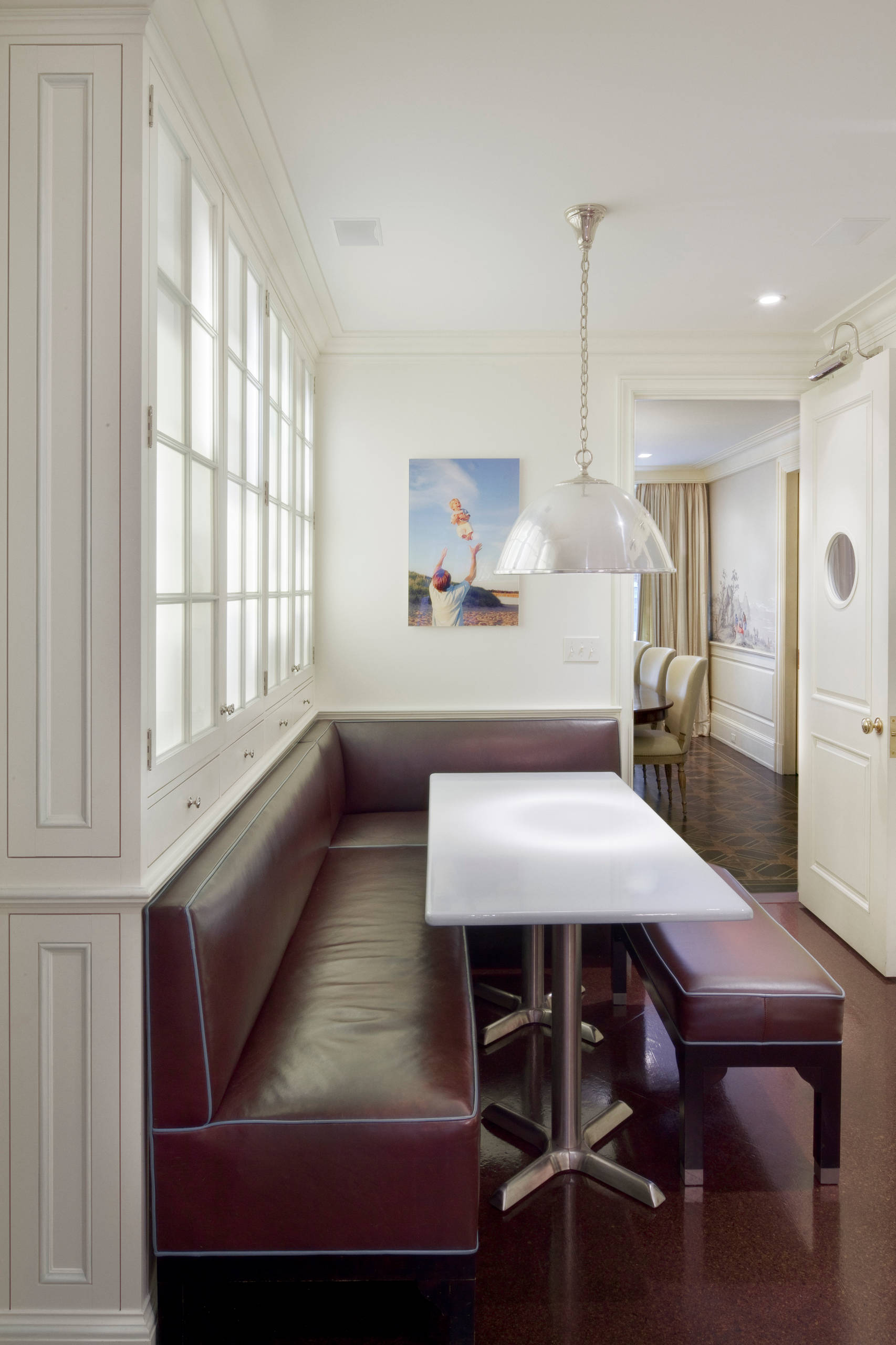 Picture of: Booth Table Houzz