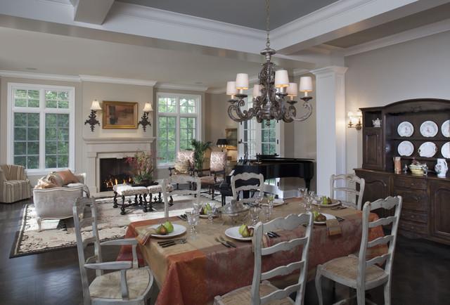 Dining Room Into Formal Living Room