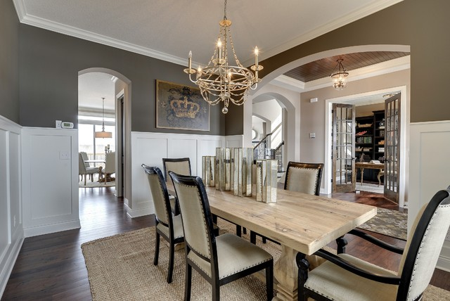 dining room kintyre model 2014 spring parade of homes