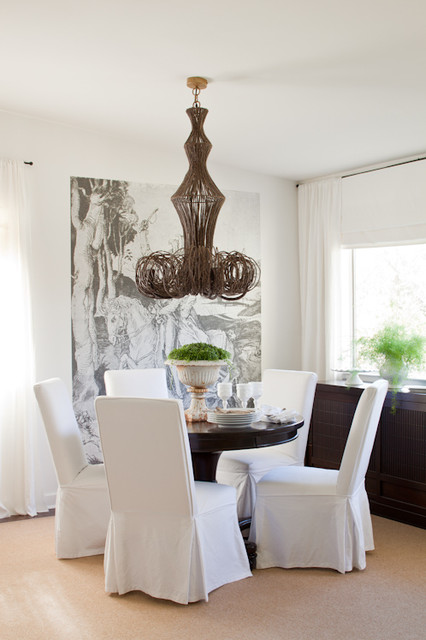 Remake A Space With A Sculptural Chandelier