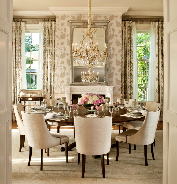 Florida Home Transitional Dining Room Orlando By LGB Interiors