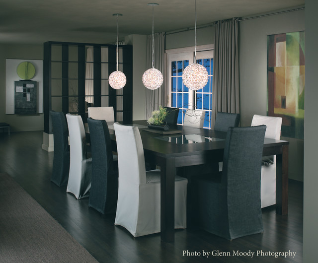 Dining Room Lighting Ideas Contemporary Dining Room Other By Lighting Efx Houzz Uk