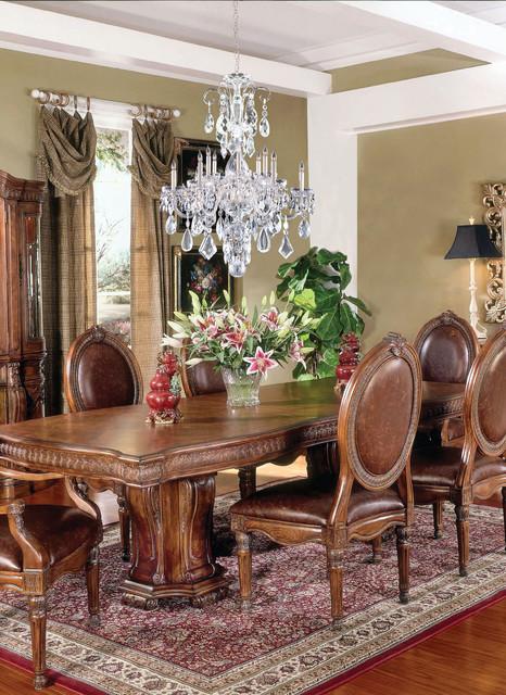 Dining Room Lighting: Traditional & Contemporary Style Portfolio ...