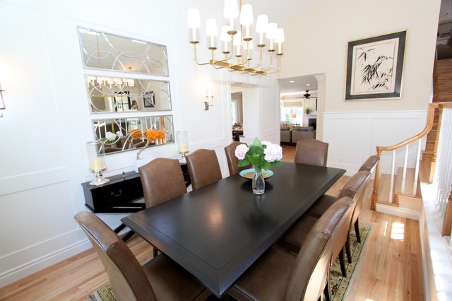 Stiles Fischer recent projects traditional-dining-room