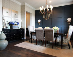 Stiles Fischer recent projects contemporary-dining-room