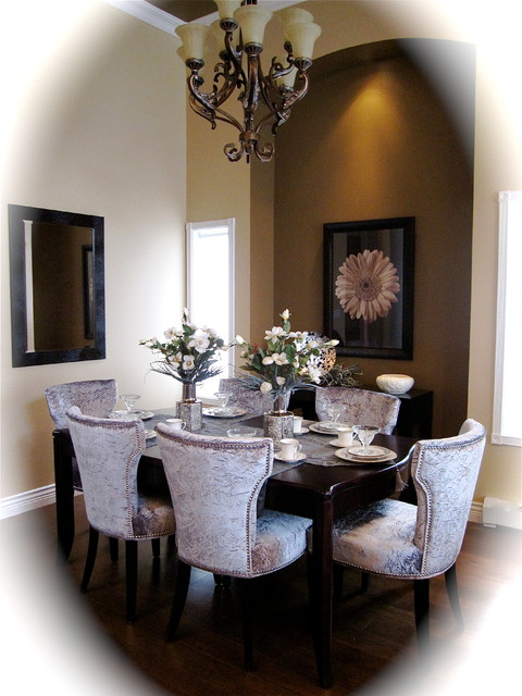 Dining Room - Contemporary - Dining Room - Vancouver - by NexTrend ...