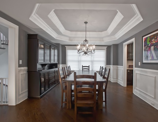 Oakley Home Builders  dining room