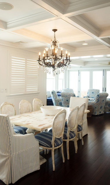 Dining Room beach-style-dining-room