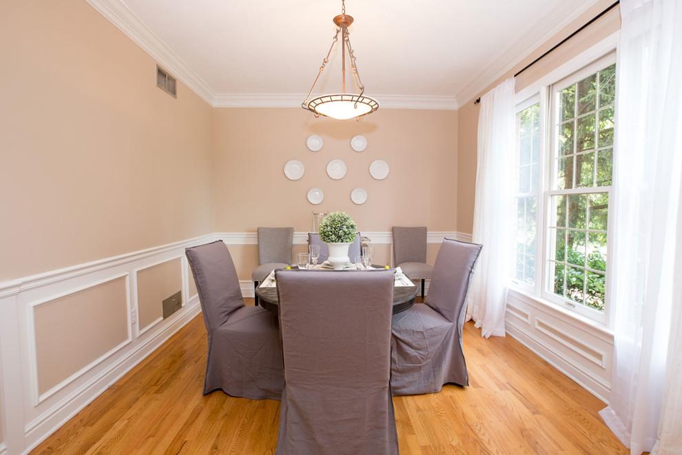 Ispirazione per una sala da pranzo classica