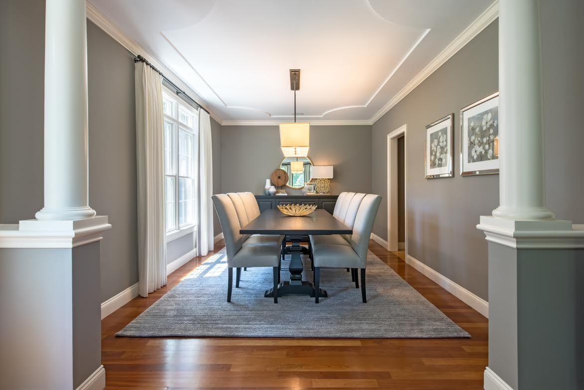 Dining Room Redesign 2016